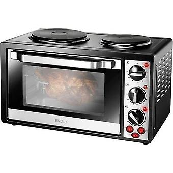 Mini horno temporizador fuction, parrilla función Unold 28 l