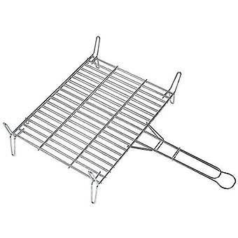 Alperk Double Grill 25X30 Zinc (Garden , Barbecues , Cooking tools)