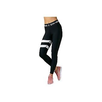 GymHero Leggins  WHITESTRIPES Womens leggings