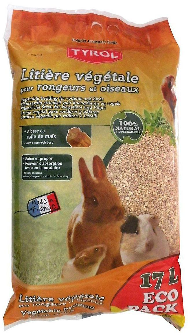 Tyrol Plant Litter Rodents 17L (Roedores , Leitos e substratos)