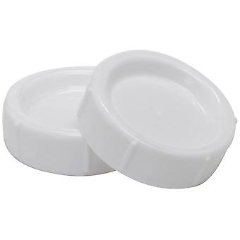 Dr Brown's Travel Caps 2pk