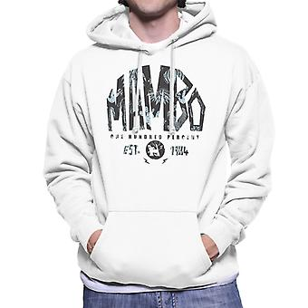 Mambo Established 1984 Cactus Men's Hooded Sweatshirt