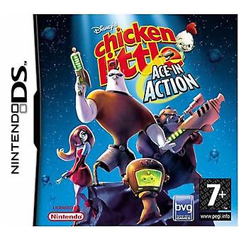 Himmel und Huhn 2 - Disney on the Go (Nintendo DS)