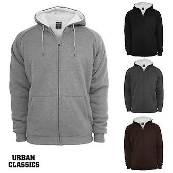 Urban Classics Winter Zip Hoodie
