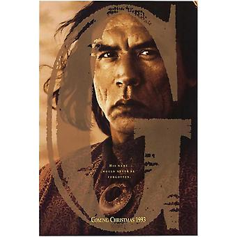 Geronimo An American Legend Movie Poster (11 x 17)