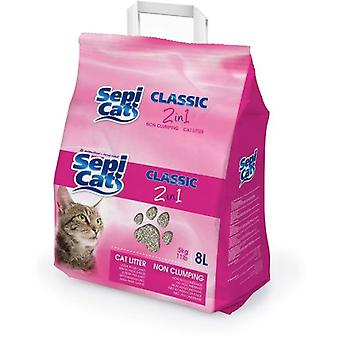 SepiCat Sepicat Classic 2In1 (Cats , Grooming & Wellbeing , Cat Litter)