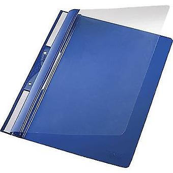 Leitz Suspension file Universal A4 Blue, Transparent 41900035 1 pc(s)