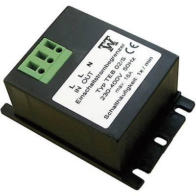 Thalheimer TEB 03 S Mounting switch-on current limiter TEB series