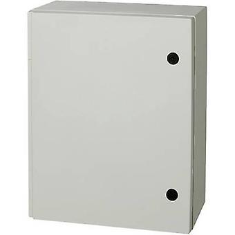 Fibox CAB P 504023 Wall-mount enclosure 515 x 415 x 230 Polyester Grey (RAL 7035) 1 pc(s)