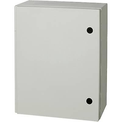Fibox CAB P 504023 boîcravater de montage mural 515 x 415 x 230 polyester gris-blanc (RAL 7035) 1 pièce (s)