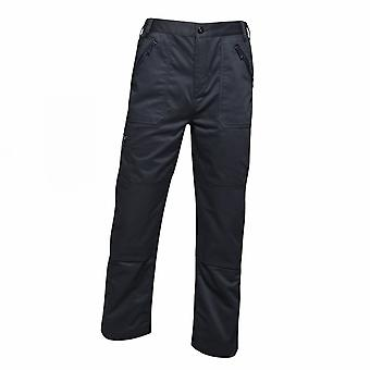 Regatta Mens Pro Action Waterproof Trousers - Long (34in)