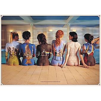 Pink Floyd poster painting album covers 6 girls of anythink (QF)