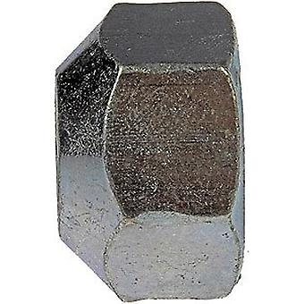 Dorman 611-126 Wheel Nut 5/8-18L Flanged Flat Face - 1-1/8 In. Hex, 1-1/16 In. Length (Box of 10)