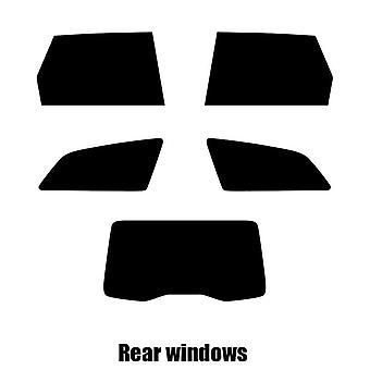Предварительно вырезать окна оттенок - V90 Volvo Estate - 2017 и новее - задние окна