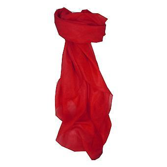 Шелковица шелка ручной окрашенных квадратный шарф пламя от пашмины & шелка