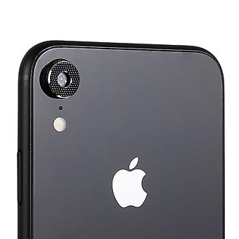 Cam camera protection protection ring for Apple iPhone XR 6.1 inch black 2Pcs high-quality