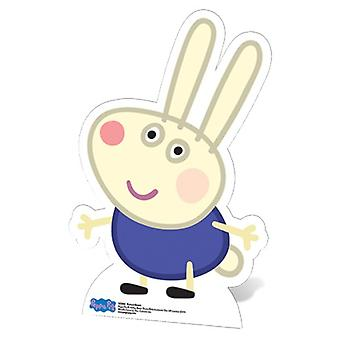 Richard Rabbit Lifesize Cardboard Cutout / Standee - Peppa Pig