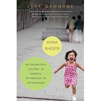 Chiny duchy: Moja córka podróż do Ameryki, moje przejście do ojcostwa