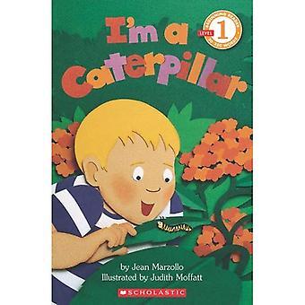 I'm a Caterpillar (Level 1) (Hello Science Reader!)