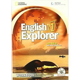ENGLISH EXPLORER INTERNATIONAL 1 WORKBOO