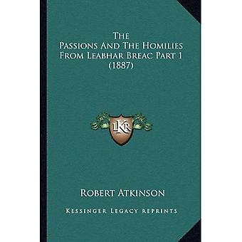 The Passions and the Homilies from Leabhar Breac Part 1 (1887)