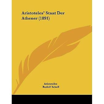 Aristoteles' Staat Der Athener (1891)