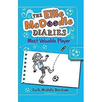 De Ellie McDoodle Diaries: Meest waardevolle speler