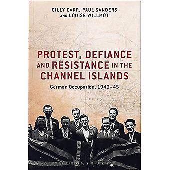 Protesta, Defiance e resistenza nelle isole del canale