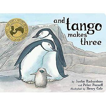 Et Tango effectue trois