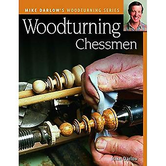 Woodturning Chessmen (Mike Darlow's Woodturning)