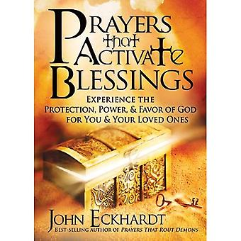 Prayers that Activate Blessings PB