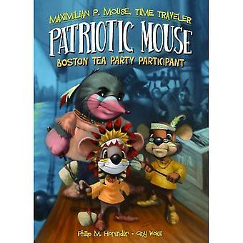 Patriotic Mouse