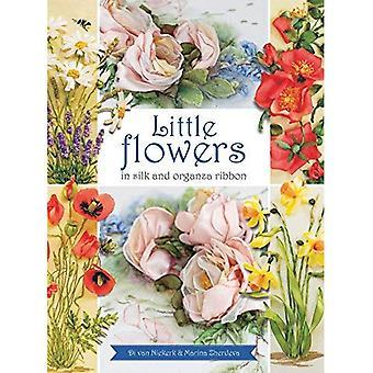 Little Flowers in Silk & Organza