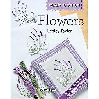 Klaar om Stitch: bloemen