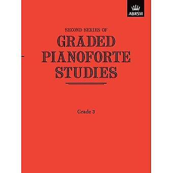 Graded Pianoforte Studies, Second Series, Grade 3 (Graded Pianoforte Studies (ABRSM))