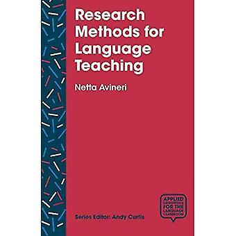 Kieltenopetus tutkimusmenetelmät: kysely, prosessi ja synteesi (soveltava kielitiede ja kielen opetukseen)