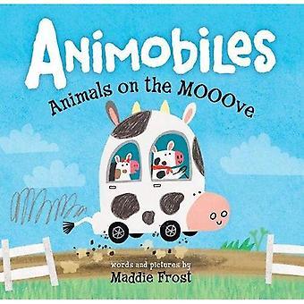 Animobiles: Animaux sur le Mooove