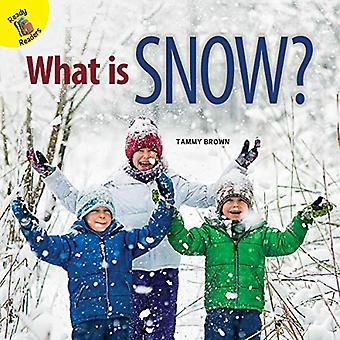 Wat Is sneeuw? (Ik weet)