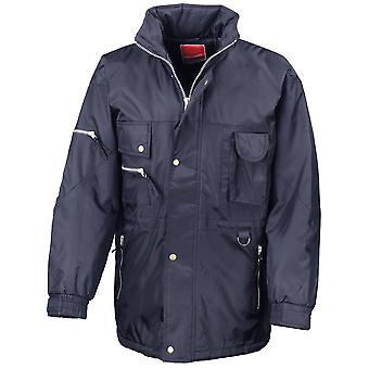 Result Mens Hi-Active Insulated Performance Waterproof Jacket