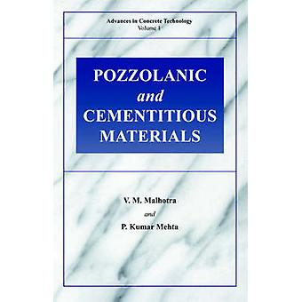Pozzolanic and Cementitious Materials by Malhotra & V. M.