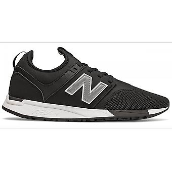 New balance MRL247 men's sneaker-black/white