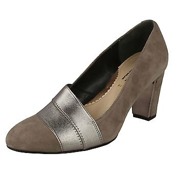 Ladies Van-Dal Slip on Heels Ashbourne