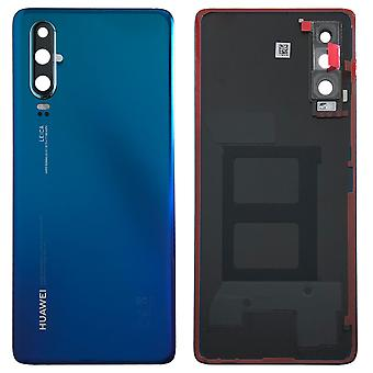 Huawei battery lid lid battery cover Aurora Blue/Blue for P30 02352NMN Repair New