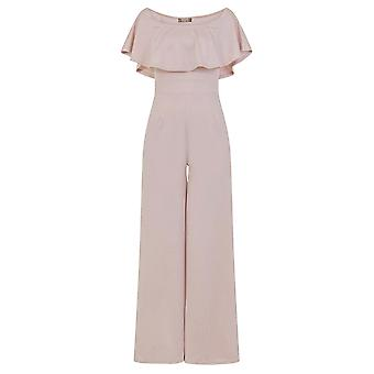 Girls On Film Womens/Ladies Avril Wide Leg Jumpsuit