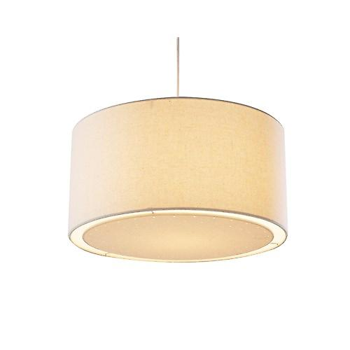 Dar EDW6533 Edward Easy Fit Non Electric Pendant - Shade With Diffuser Only