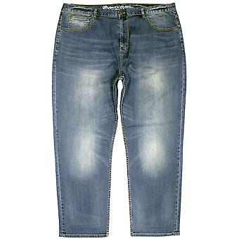 LRG Core Kollektion C47 Denim Jeans Vintage Wash