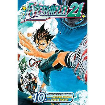 Eyeshield 21 - Volume 10 by Riichiro Inagaki - Yusuke Murata - 978142