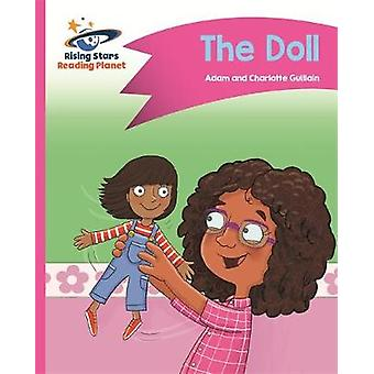 Reading Planet - The Doll - Pink B - Comet Street Kids by Adam Guillai