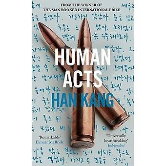 Human Acts by Han Kang - 9781846275975 Book