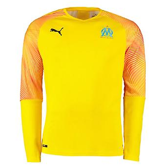 Maillot de gardien de but de Marseille 2019-2020 (Jaune)